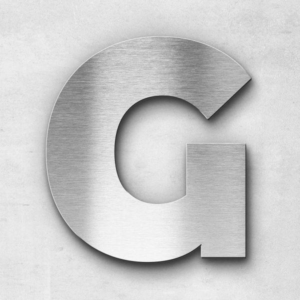 Metal Letter G Uppercase - Kontrast Series