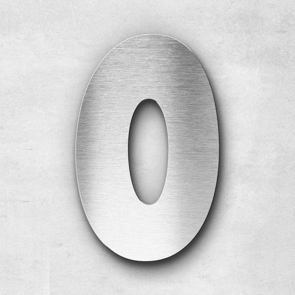 Metal Letter O Uppercase - Darius Series