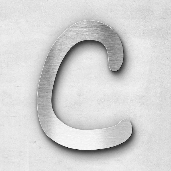 Metal Letter C Uppercase - Malta Series