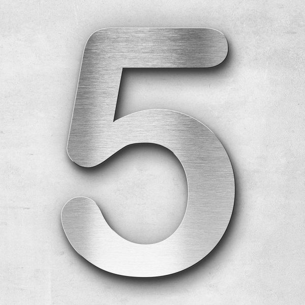 House number 5 - Series Classic