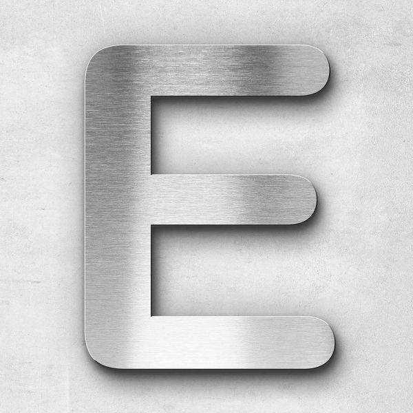 Metal letter E - Series Classic