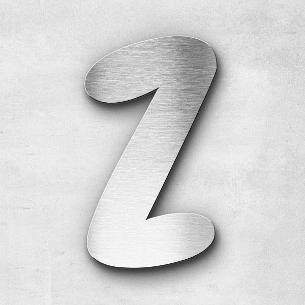 Metal Letter Z Uppercase - Darius Series