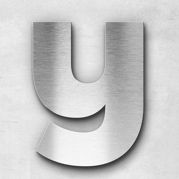 Metal Letter Y Uppercase - Kontrast Series