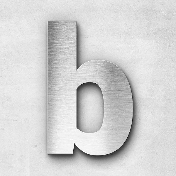 Metal Letter b Lowercase - Sans Series