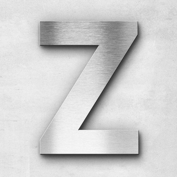 Metal Letter Z Uppercase - Sans Series