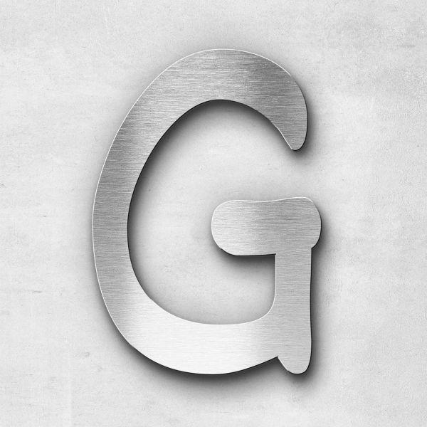 Metal Letter G Uppercase - Malta Series