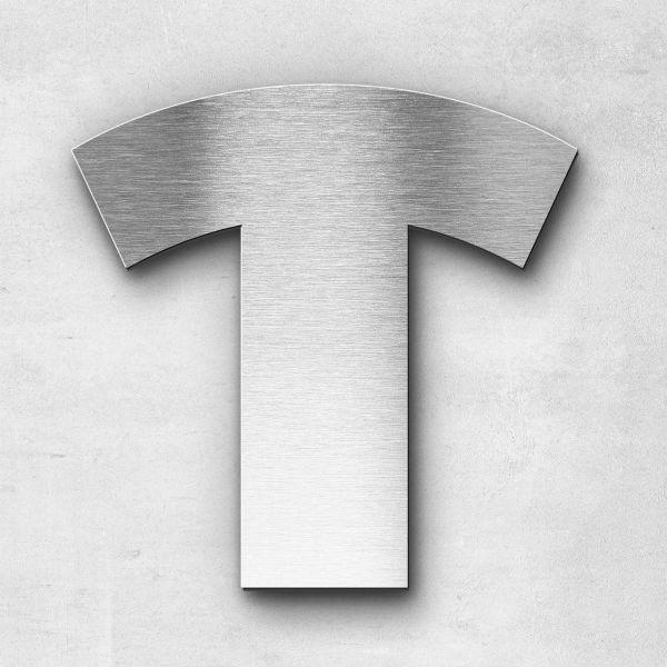 Metal Letter T Uppercase - Kontrast Series
