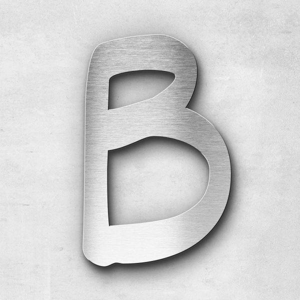 Metal Letter B Uppercase - Malta Series