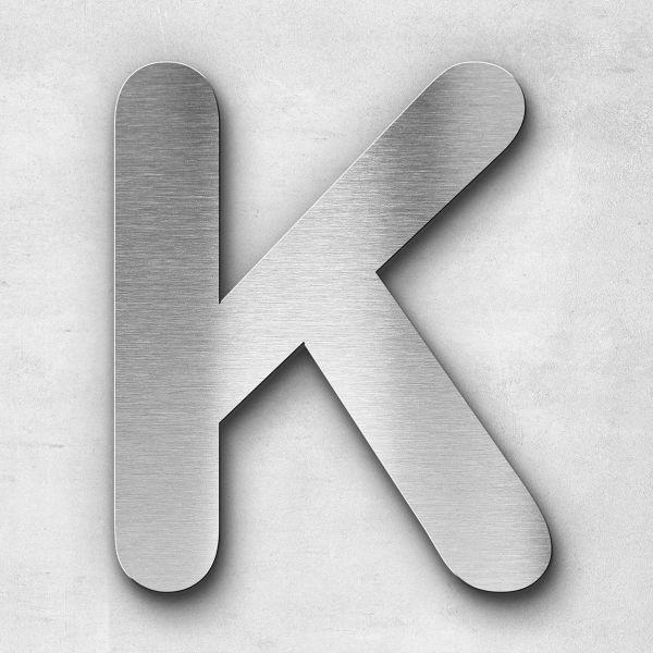 Metal letter K - Series Classic