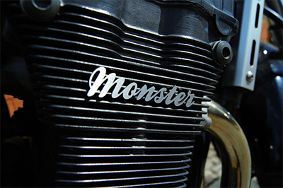 Lettering Monster