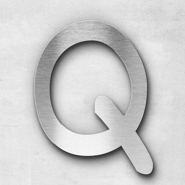 Metal Letter Q Uppercase - Malta Series