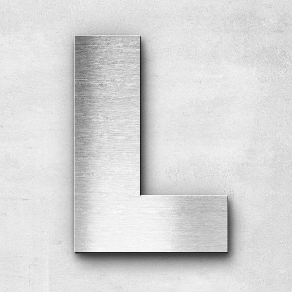 Metal Letter L Uppercase - Kontrast Series