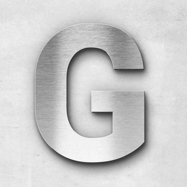Metal Letter G Uppercase - Sans Series