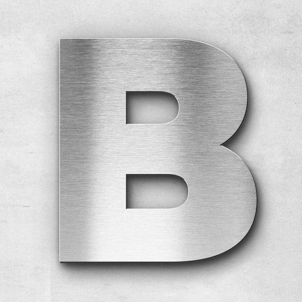 Metal Letter B Uppercase - Kontrast Series