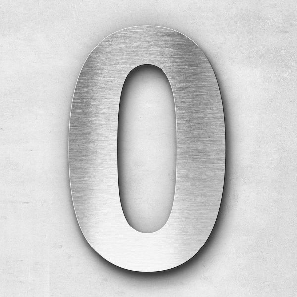 House number 0 - Series Arial